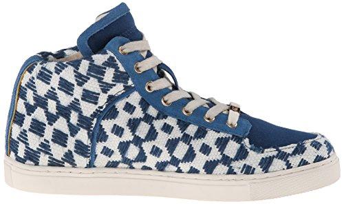 Women's amp;ZOZI KIM Teal Jagger Sneaker Fashion Za4wq4W7R