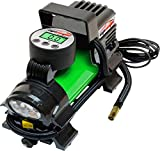 Automotive : EPAuto 12V DC Portable Air Compressor Pump, Digital Tire Inflator