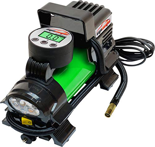EPAuto 12V DC Portable Air Compressor Pump, Digital Tire Inflator by EPAuto (Image #4)