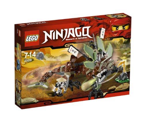 LEGO: Ninjago: Earth Dragon Defense