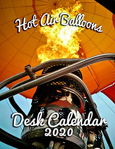 hot air balloon calendar - 9