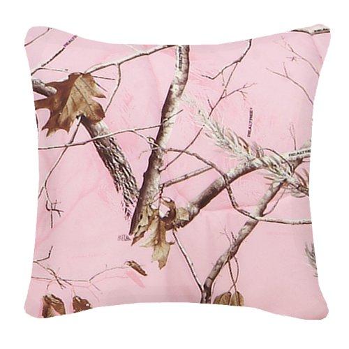 - Realtree AP Pink Square Pillow