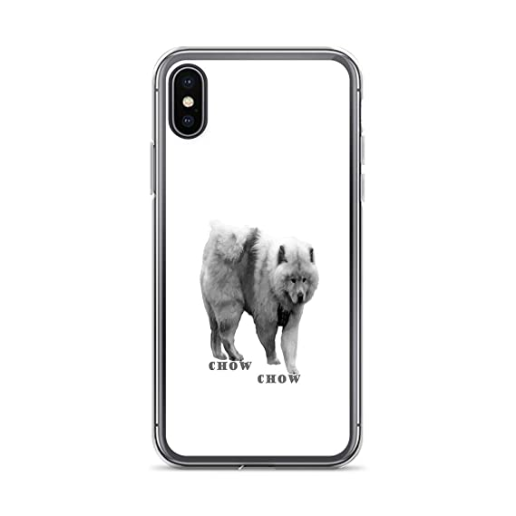 Amazon Com Iphone X Xs Pure Clear Case Cases Cover Chow