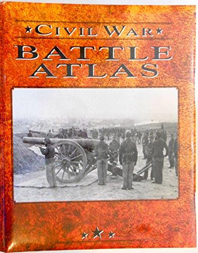 The Civil War Battle Atlas
