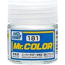 Mr. Color C181 Semi-Gloss Super Clear Primary For Coat