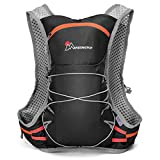 Mardingtop 2-Litres Hydration Pack Running Vest Backpack, Black ()