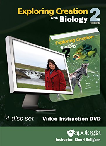 Exploring Creation with Biology, 2nd Edition - Instructional DVD by Apologia Educational Ministries