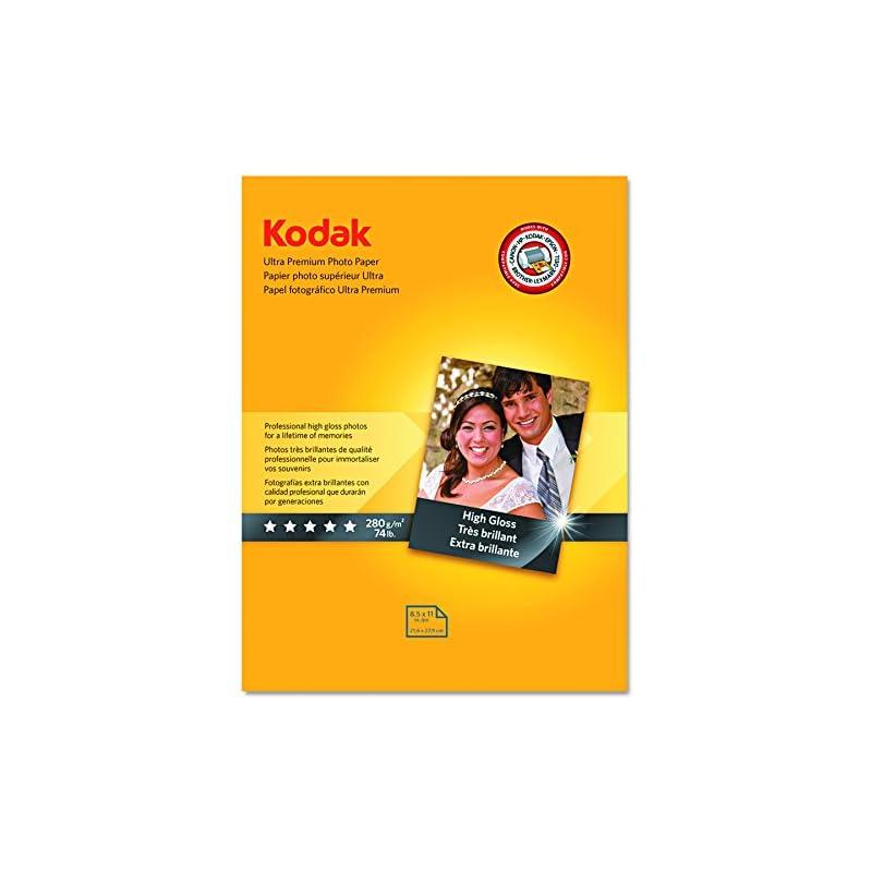 Kodak Ultra Premium Photo Paper for inkj