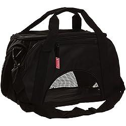Coleman Adjustable Shoulder Strap Pet Carrier - Black