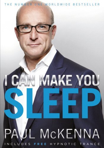 I Can Make You Sleep Book & CD by Paul McKenna 2009-11-05: Amazon.es: Libros