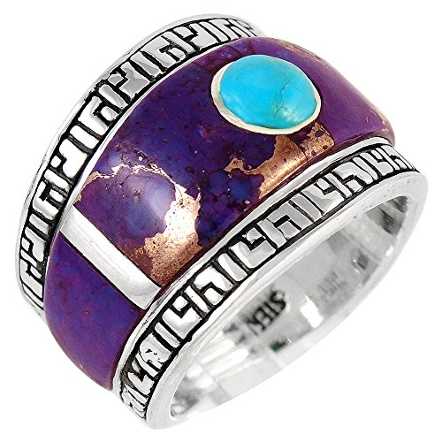 natural turquoise ring - 3