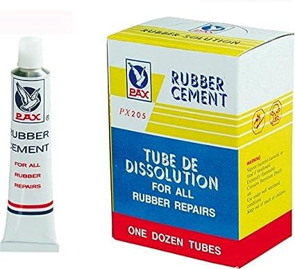 RMS Caja de tubos de masilla 22 CC, 12 piezas: Amazon.es: Coche y moto