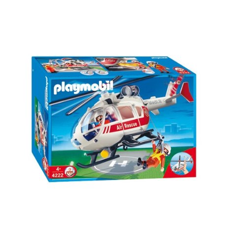 Playmobil Medical (Rescue Helicopter Playmobil)