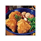 Tyson Non Back Medium Chicken Thigh, 3.5 Ounce -- 96 per case.