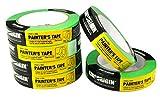 6 Rolls Multi Use Painters Green Masking Tape