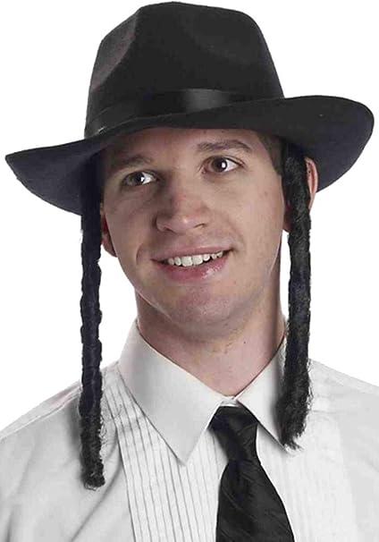 Amazon.com: Forum Novelties - Sombrero de conejo para hombre ...