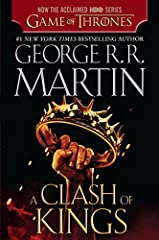 THE BOOK BEHIND THE SECOND SEASON OF GAME OF THRONES,AN ORIGINAL SERIES NOW ON HBO. A SONG OF ICE AND FIRE: BOOK TWO In this thrilling sequel to A Game of Thrones, George R. R. Martin has created a work of unsurpassed vision, power, and ima...