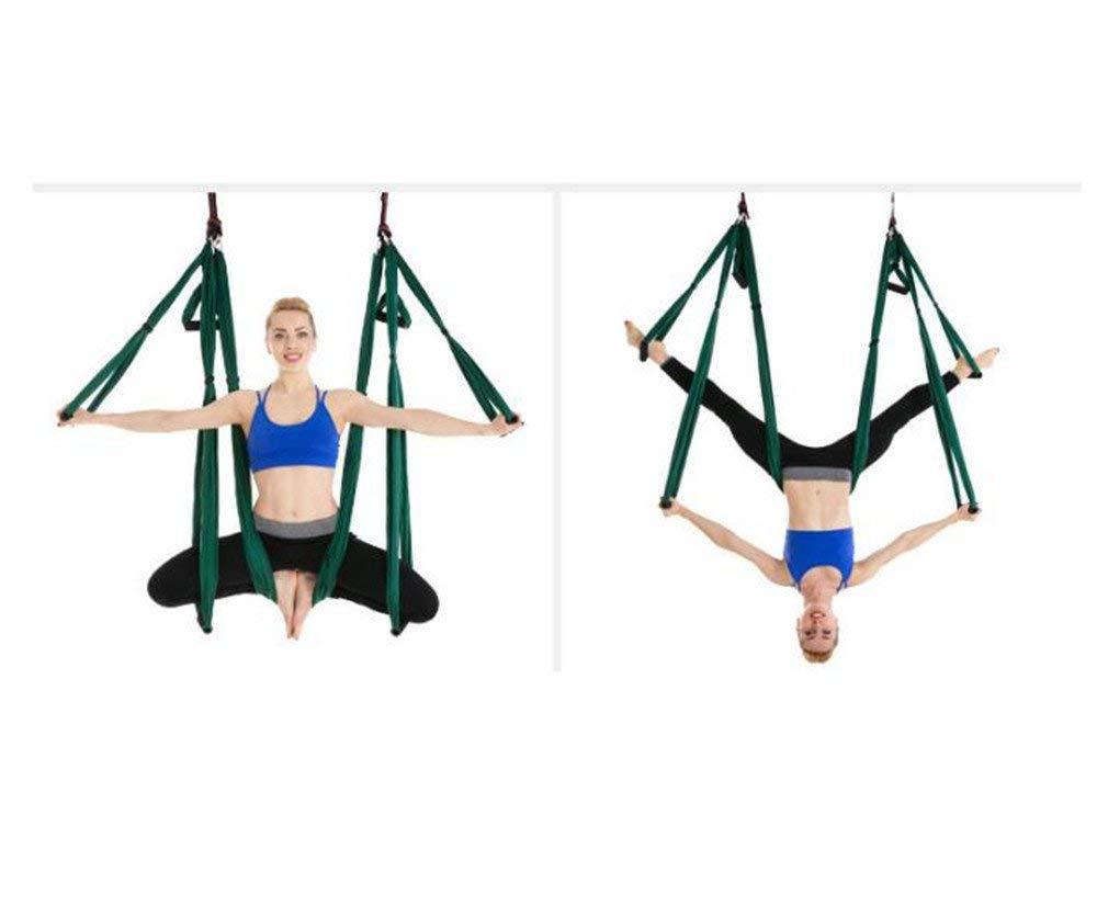 Mustbe Strong Vuelo aéreo de Yoga, antigravedad en el Techo ...