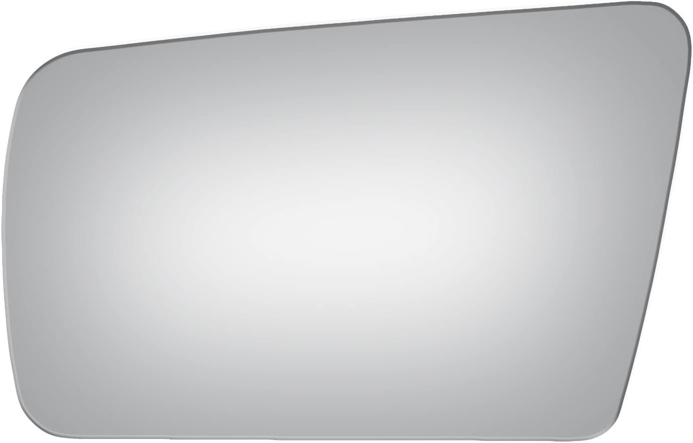 Heated Door Mirror Glass and Backing Plate LEFT fits 1996-1999 MB E-class W210