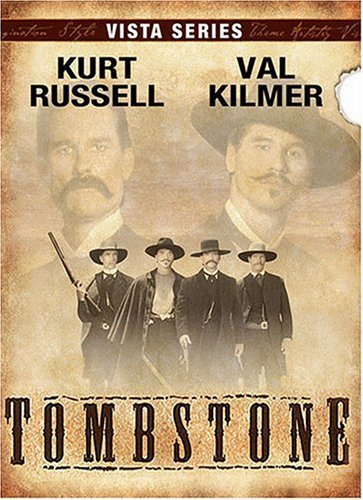 Tombstone - The Director's Cut (Vista Series) by Hollywood Pictures Home Entertainment by