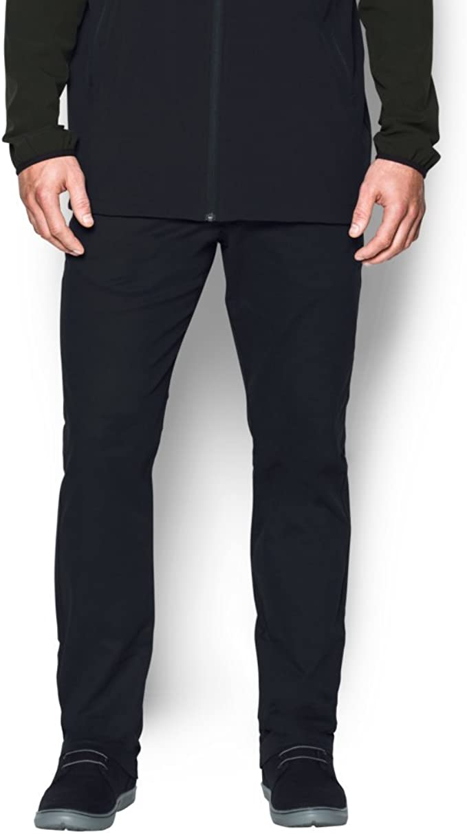 Under Armour UA Performance Chino Tapered Leg Mens Black