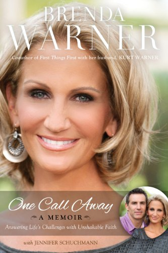 One Call Away: Answering Life's Challenges with Unshakable Faith cover