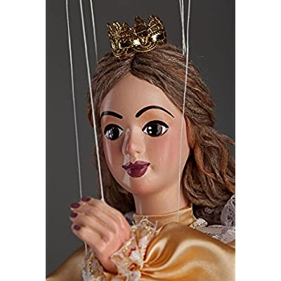 Princess Jane Czech Marionette Puppet: Arts, Crafts & Sewing