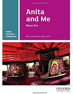 I need an essay on the book anita and me..?