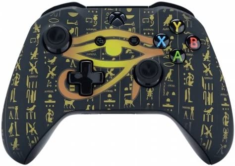 Xbox One Wireless Controller for Microsoft Xbox One – Custom Soft Touch Feel – Custom Xbox One Controller (All Seeing Eye)