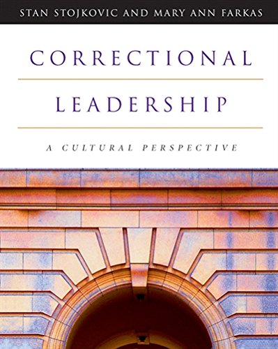 Correctional Leadership: A Cultural Perspective