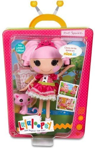 Lalaloopsy Jewel Sparkles w/ Bonus Mini(sew Limited Edition) by Lalaloopsy by Lalaloopsy