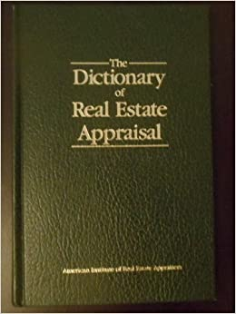 Real Estate Appraisal Book