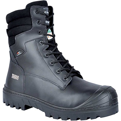 Cofra 27580-cu0.w08Boise EH PR Sicherheit Stiefel, 8, schwarz