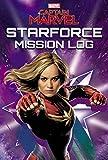 Marvel Captain Marvel Starforce Mission Log (Replica Journal)