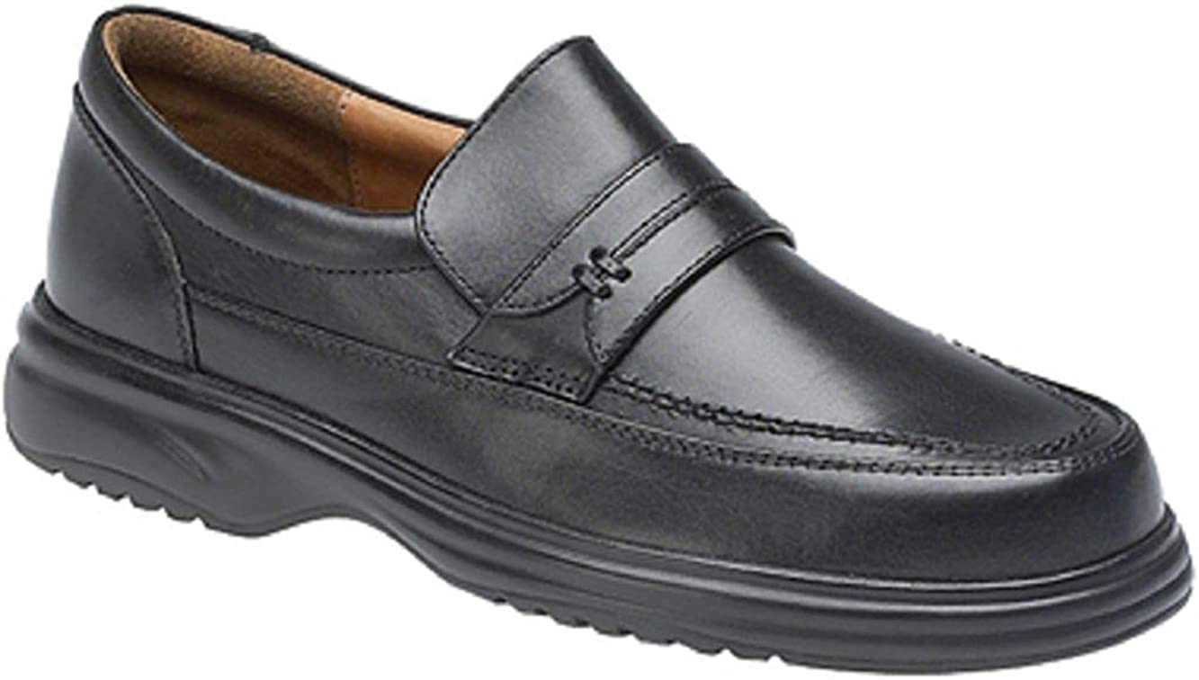 Roamers MITCH Mens Leather Wide Fit
