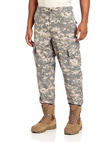 Propper Men's 50N/50C ACU Trouser, Universal Digital, X-Small Long (Women Army Uniforms)