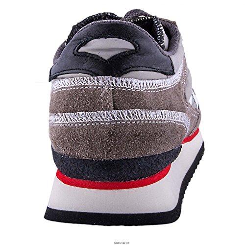Marron Mixte Sneakers Munich NOU Basses Adulte qwOnUB7