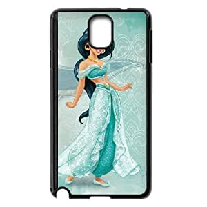 Samsung Galaxy Note 3 Phone Ceses Black Aladdin Princess Jasmine CF9633097