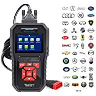 [Sponsored]SEEKONE OBD2 Scanner Professional Car OBD II Scanner Auto Diagnostic Fault Code Reader...