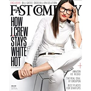 Audible Fast Company, May 2013 Periodical