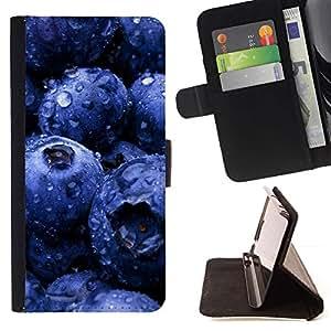 For HTC One A9 Case , Planta Naturaleza Forrest Flor 81- la tarjeta de Crédito Slots PU Funda de cuero Monedero caso cubierta de piel