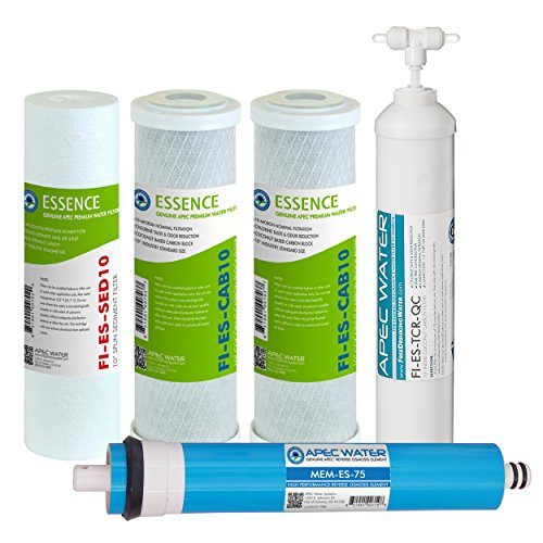 APEC Water Systems FILTER-MAX-ES75 75 GPD High Capacity Comp