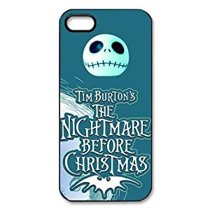 Coolest The Nightmare Before Christmas Apple Iphone 5S/5 Case Cover Deer Covers
