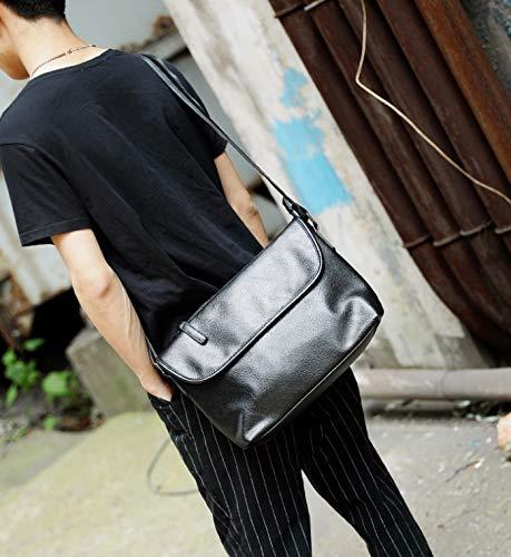 Bag Black Small Briefcase Business color Bags Fashionablre Men Body Cross Work For Messenger Black Hhgold AOqIxn1F