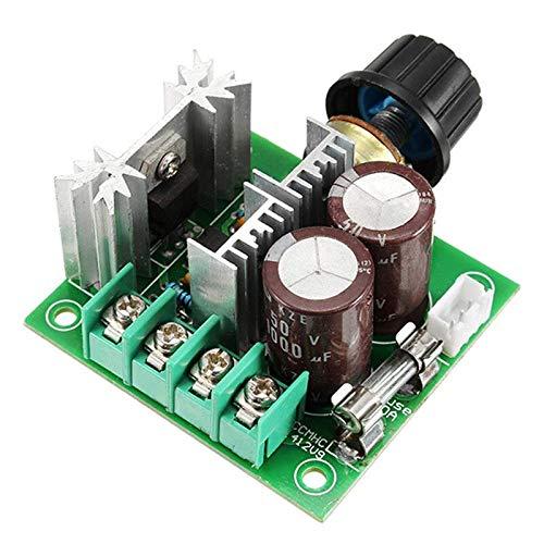 xcluma DC 12V-40V 10A PWM Motor Speed Controller Speed Change Control Switch (B07W4WW5VT) Amazon Price History, Amazon Price Tracker