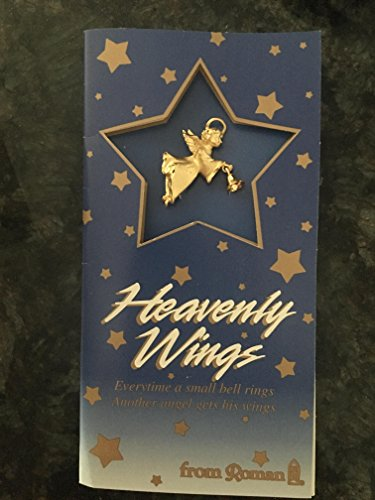 Heavenly Angel Pins - Roman Inc. Angel Pin Heavenly Wings