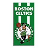 "Officially Licensed Northwest NBA Boston Celtics Beach Towel, 30"" x 60"""