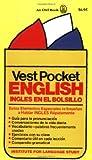 img - for Vest Pocket English: Ingles en el Bolsillo by Bernard Blau (1990-09-15) book / textbook / text book