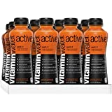 vitaminwater active Werk It, Orange Mango Flavored Sports Drink, 15.2 Fluid Ounce (Pack of 12)