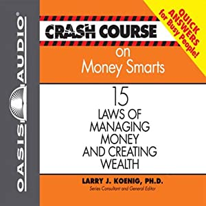 Crash Course on Money Smarts Audiobook